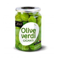 Oliwki zielone olbrzymie - 540 g