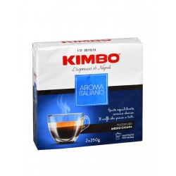 Kimbo Aroma Italiano, mielona 250 gr