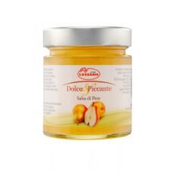 Sos słodko-pikantny gruszkowy