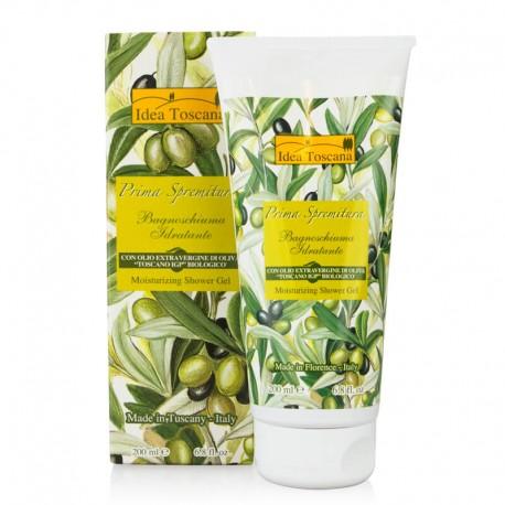 Naturalne mydło w płynie z oliwą z oliwek