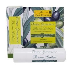Pomadka do ust z oliwą z oliwek