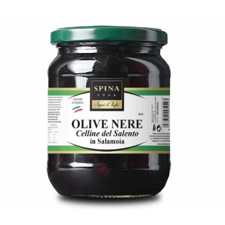 Olive nere Celline del Salento