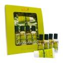 Zestaw kosmetyków naturalnych GREEN